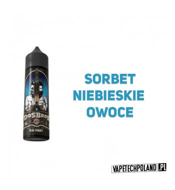 Longfill DOS BROS - Blue Sorbet 10ml Aromaty:sorbet, niebieskie owoceLongfill jest to nowy produkt na rynku EIN. Charakteryz