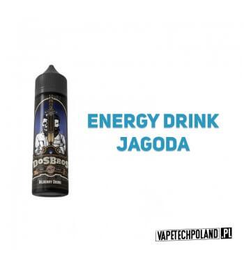 Longfill DOS BROS - Bilberry Drink 10ml Aromaty:energy drink, jagodaLongfill jest to nowy produkt na rynku EIN. Charakteryzu