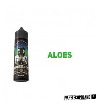 Longfill DOS BROS - AloeVera 10ml Aromat:aloesLongfill jest to nowy produkt na rynku EIN. Charakteryzuje się małą zawartości