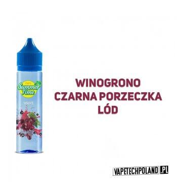 Longfill VAPY SUMMER TIME - Wave 10ml Aromaty: winogrono, czarna porzeczka, lódLongfill jest to nowy produkt na rynku EIN. Ch