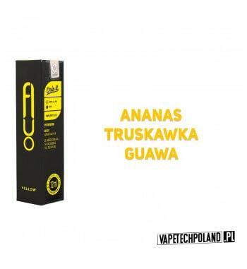 Longfill FLUO- Yellow 12ml Aromaty : ananas, truskawka i guawa Longfill jest to nowy produkt na rynku EIN. Charakteryzuje się m