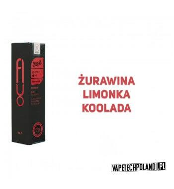 Longfill FLUO- Red12ml Aromaty : żurawina, limonka i soda Longfill jest to nowy produkt na rynku EIN. Charakteryzuje się małą z