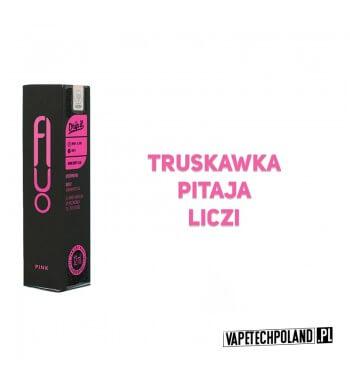 Longfill FLUO- Pink12ml Aromaty :truskawka, pitaja i liczi Longfill jest to nowy produkt na rynku EIN. Charakteryzuje się małą