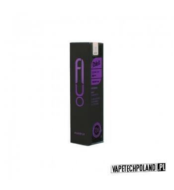 Longfill FLUO- Purple 12ml Aromaty : granat, jeżyna i pomarańcza Longfill jest to nowy produkt na rynku EIN. Charakteryzuje się