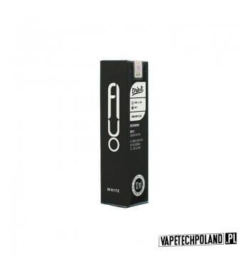 Longfill FLUO- White 12ml Aromaty : liczi, ananas, gruszka Longfill jest to nowy produkt na rynku EIN. Charakteryzuje się małą