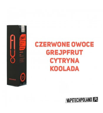 Longfill FLUO- Orange 12ml Aromaty : czerwone owoce, grapefruit i cytryna Longfill jest to nowy produkt na rynku EIN. Charakter