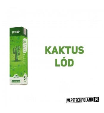 Longfill SOLO - Cactus 5ml Aromaty : kaktus i lód Longfill jest to nowy produkt na rynku EIN. Charakteryzuje się małą zawartośc