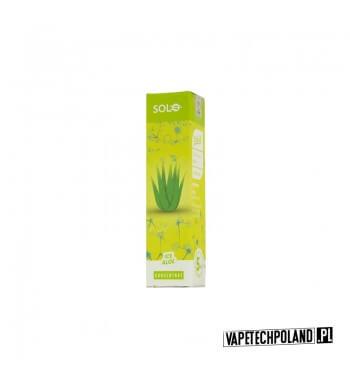 Longfill SOLO - Ice Aloe 5ml Aromaty : aloes i lód Longfill jest to nowy produkt na rynku EIN. Charakteryzuje się małą zawartoś