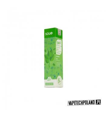 Longfill SOLO - Ice Mint 5ml Aromaty : mięta i lód Longfill jest to nowy produkt na rynku EIN. Charakteryzuje się małą zawartoś