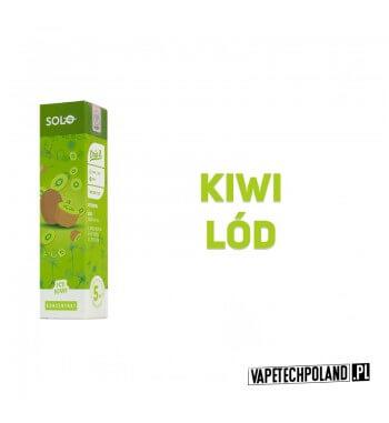 Longfill SOLO - Ice Kiwi 5ml Aromaty : kiwi i lód Longfill jest to nowy produkt na rynku EIN. Charakteryzuje się małą zawartośc