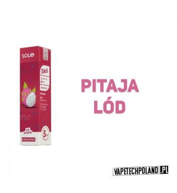 Longfill SOLO - Ice Pitaya 5ml Aromaty :Pitaja i lód Longfill jest to nowy produkt na rynku EIN. Charakteryzuje się małą zawar