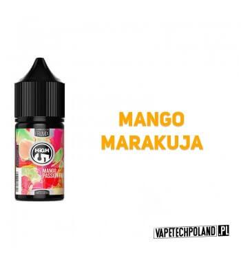 PREMIX HIGH5 FRUMIX No2 - MANGO MARAKUJA 20ml Premix o smaku mango z marakują.20ml płynu w butelce o pojemności 30ml.Produk