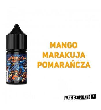 PREMIX HIGH5 COOLMIX - MONKEY WRENCH 20ml Premix o smaku mango, marakuji i pomarańczy.20ml płynu w butelce o pojemności 30ml.