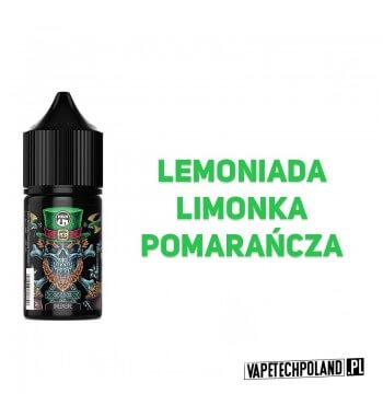 PREMIX HIGH5 COOLMIX - GREEN EIRE 20ml Premix o smaku lemoniady, limonki i pomarańczy.20ml płynu w butelce o pojemności 30ml.