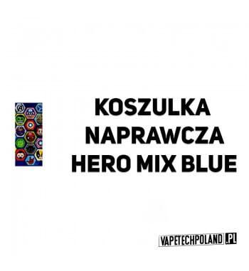 Koszulka naprawcza/termiczna na akumulator 21700- HERO BLUE Koszulka naprawcza/termiczna na akumulator21700- jeśli twój akumul