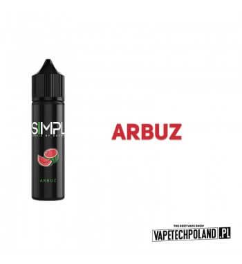 LONGFILL SIMPL - Arbuz 6ml Longfill o smaku letniego arbuza. Longfill jest to nowy produkt na rynku EIN. Charakteryzuje się mał