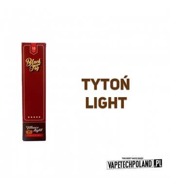 LONGFILL BLACK FOG - Tabaco Light 10ML Longfill jest to nowy produkt na rynku EIN. Charakteryzuje się małą zawartością płynu w
