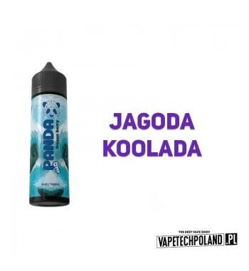 LONGFILL VAPY PANDA - Frozen Berry 6ml Longfill o smaku mrożonych jagód. Longfill jest to nowy produkt na rynku EIN. Charaktery