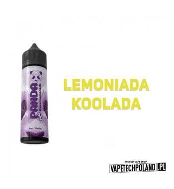 LONGFILL VAPY PANDA - Frozen Lemonade 6ml Longfill o smaku zimnej, orzeźwiającej lemoniady. Longfill jest to nowy produkt na ry