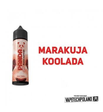 LONGFILL VAPY PANDA - Frozen Maracuja 6ml Longfill o smaku soczystej marakui połączonej z chłodzącą kooladą. Longfill jest to n