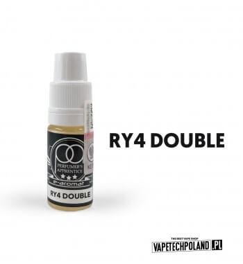 Aromat SMOOKE TPA 10ML - RY4 Double Aromat o smakumocnego tytoniu. Pojemność : 10ML Kwota podatku akcyzowego : 6,76 zł brutto.