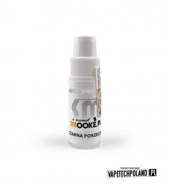 Aromat SMOOKE 10ML - Czarna Porzeczka Aromat o smaku czarnej porzeczki. Pojemność : 10ML Kwota podatku akcyzowego : 6,76 zł bru