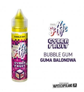 LONGFILL SELFIE PIXEL - Bubble Gum 10ml Aromaty :Guma balonowa Longfill jest to nowy produkt na rynku EIN. Charakteryzuje się