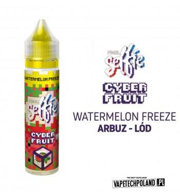 LONGFILL SELFIE PIXEL - Watermelon Freeze 10ml Aromaty :Arbuz z lodem Longfill jest to nowy produkt na rynku EIN. Charakteryz