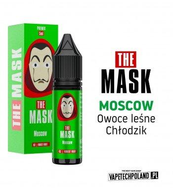 PREMIX THE MASK - MOSCOW 5ML premix o smakuowoców leśnych. PREMIX 5/15ML NOWA FORMA PRODUKTU,KTÓRA WYMAGA OD CIEBIE JEDYNIE D