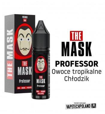 PREMIX THE MASK - PROFESSOR 5ML premix o smakuowoców tropikalnych z dodatkiem chłodzika PREMIX 5/15ML NOWA FORMA PRODUKTU,KTÓ