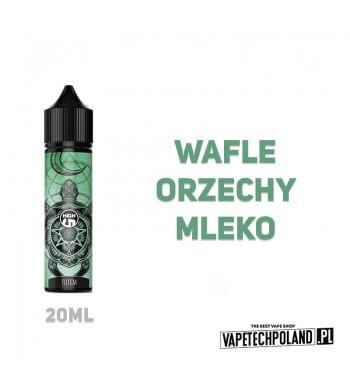 PREMIX HIGH5 DEMIX - TOTEM 20ML Premix o smaku wafla z orzechem i mlekiem.20ml płynu w butelce o pojemności 30ml.Produkt Sh