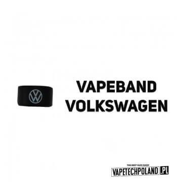 VAPE BAND - Silikonowa Opaska - VOLKSWAGEN Silikonowa opaska,która pozwoli ochronić twojego e-papierosa przed upadkiem! W zesta