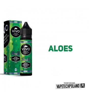Premix VIVO V.S. Double - Aloe 50ML VIVO Vape Selection to premixy premium znanej marki liquidów. Najwyższej jakości aromaty tw