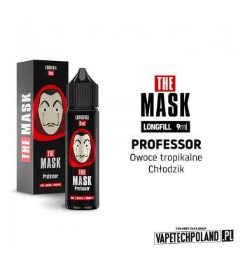 Longfill THE MASK - Professor 9ML Aromaty: owoce tropikalne, chłodzik.Longfill jest to nowy produkt na rynku EIN. Charakteryz