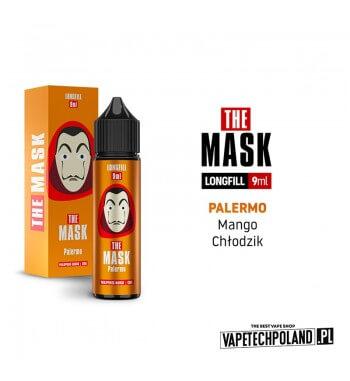 Longfill THE MASK - Palermo 9ML Aromaty: mango.Longfill jest to nowy produkt na rynku EIN. Charakteryzuje się małą zawartości