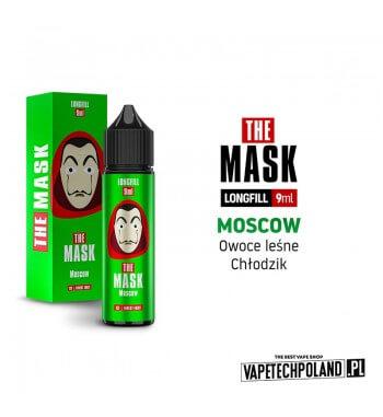 Longfill THE MASK - Moscow 9ML Aromaty: owoce leśne, chłodzik.Longfill jest to nowy produkt na rynku EIN. Charakteryzuje się