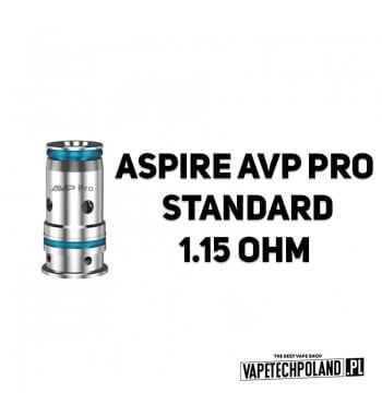 Grzałka - Aspire AVP Pro Standard - 1.15ohm GrzałkaAspire AVP Pro Standard -1.15ohm. 2