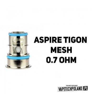 Grzałka - Aspire Tigon Mesh - 0.7ohm Grzałka - Aspire Tigon Mesh - 0.7ohm 2