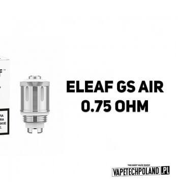 Grzałka - Eleaf GS Air - 0.75ohm Grzałka - Eleaf GS Air - 0.75ohm 2
