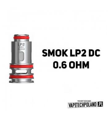 Grzałka - Smok LP2 DC - 0.6ohm Grzałka - Smok LP2 DC - 0.6ohm LP2 DC 0.6ohm Coil, 15-25W (grz. pasująca do RPM4) 2