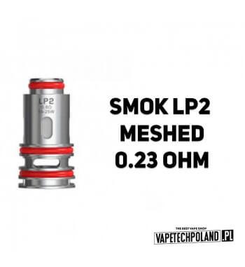 Grzałka - Smok LP2 Meshed - 0.23ohm Grzałka - Smok LP2 Meshed - 0.23ohm Grzałka pasuję do następujących sprzętów: -RPM4 Kit-G-P