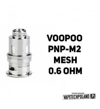 Grzałka - VooPoo PNP-M2 Mesh - 0.6ohm Grzałka - VooPoo PNP-M2 Mesh - 0.6ohm 2
