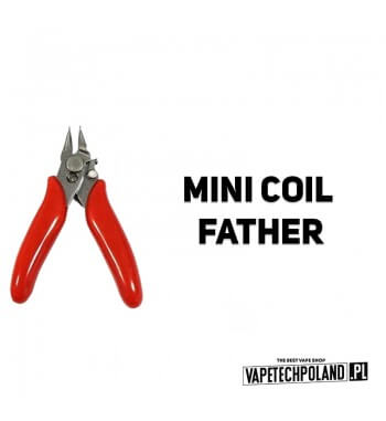 Obcinaczka do drutu - Mini Coil Father Obcinaczka do drutu Mini Coil Father 2