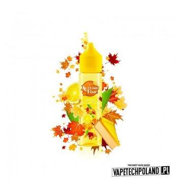 Longfill VAPY AUTUMN TIME - Lemon Cheesecake 10ml Aromaty:cytryna, sernik.Longfill jest to nowy produkt na rynku EIN. Charak