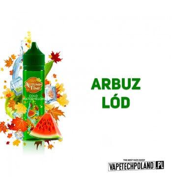 Longfill VAPY AUTUMN TIME - Cold Watermelon 10ml Aromaty: Arbuz, lód.Longfill jest to nowy produkt na rynku EIN. Charakteryzu