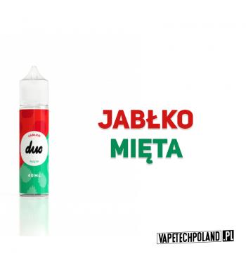 Duo Premix - Jabłko & Mięta...
