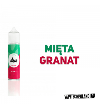 Duo Premix - Mięta & Granat...