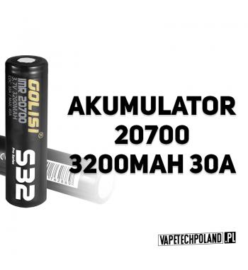 Akumulator GOLISI S32 20700...