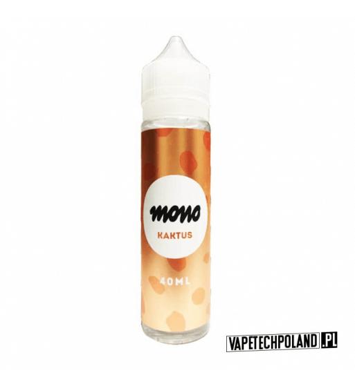 Mono Premix - Kaktus 40ML Premix o smaku owocu kaktusa. 40ml płynu w butelce o pojemności 60ml. Produkt Shake and Vape przeznac
