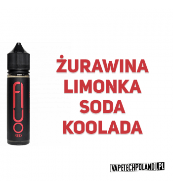Premix FLUO - Red 50ML